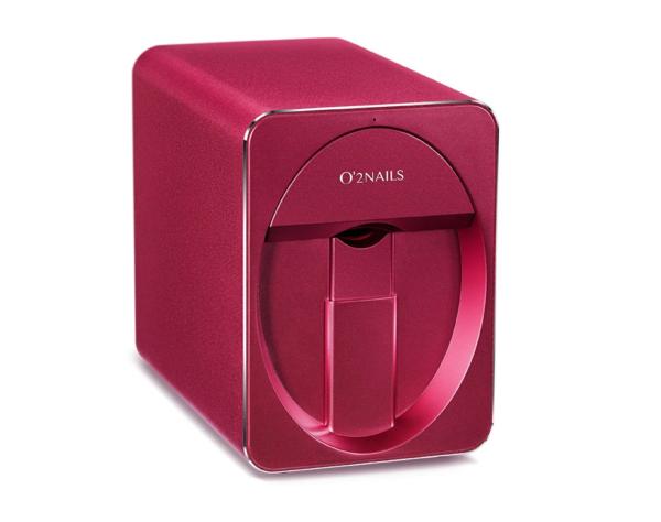 принтер для ногтей н1 красный