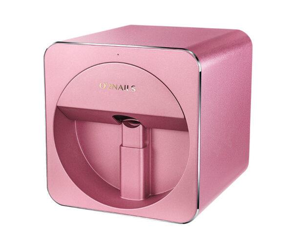 розовый принтер
