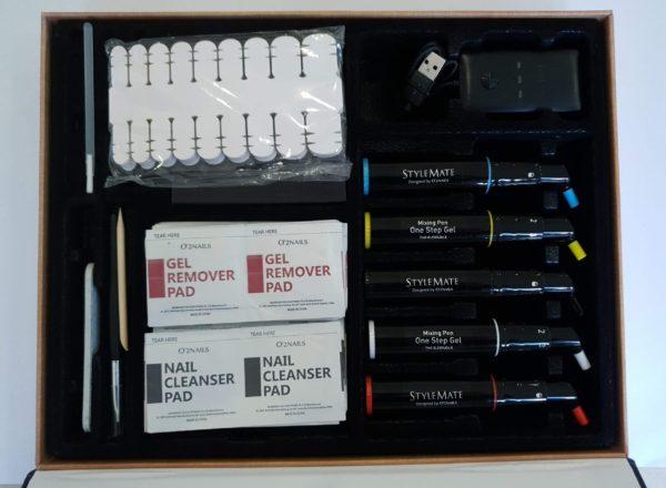 ручки с гель-лаком
