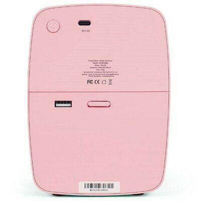 задняя крышка м1 розовый