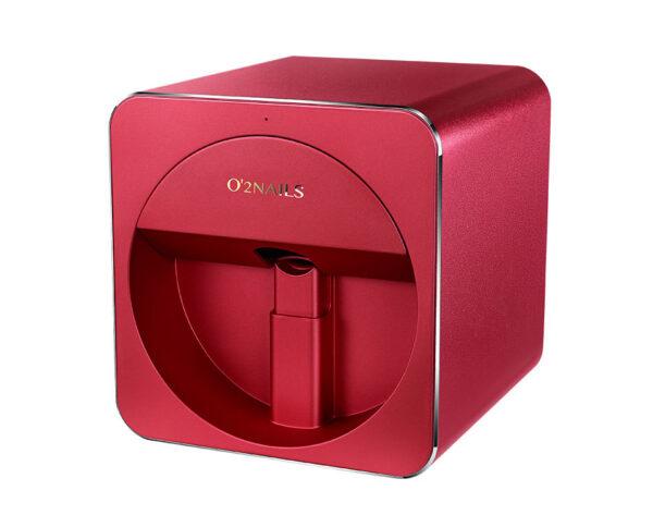принтер для ногтей красный