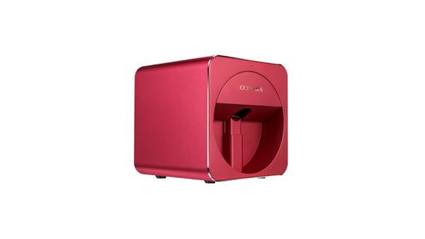 красный принтер для ногтей х 11