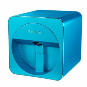 принтер для ногтей синий