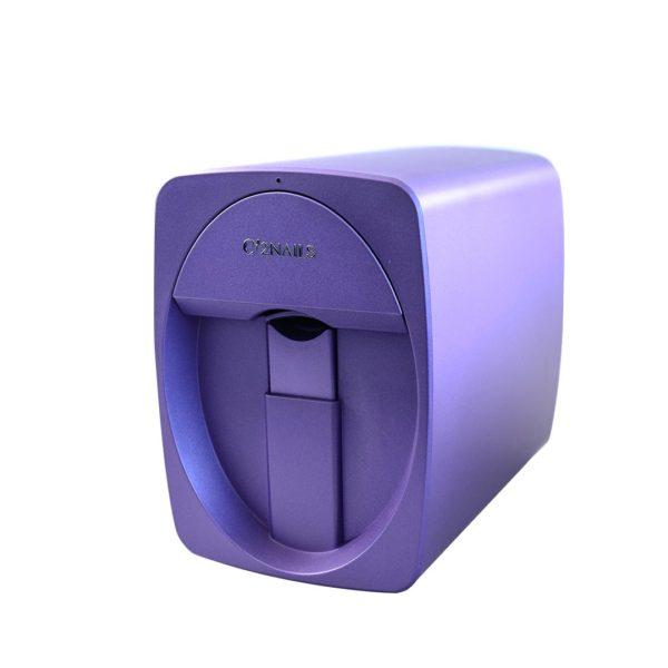 Фиолетовый принтер для ногтей O2Nails M1 Pro Violet (фиолетовый)