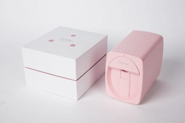 Принтер для ногтей M1 Pro Pink (розовый)