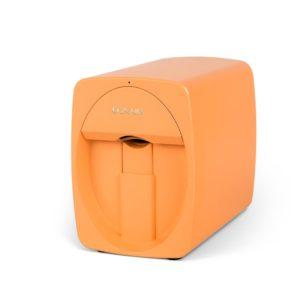 nail printer orange